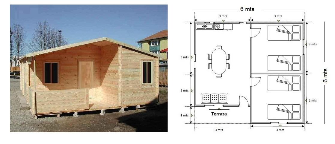 Mapesa per m dulos y casetas prefabricados casas for Casas y casetas prefabricadas