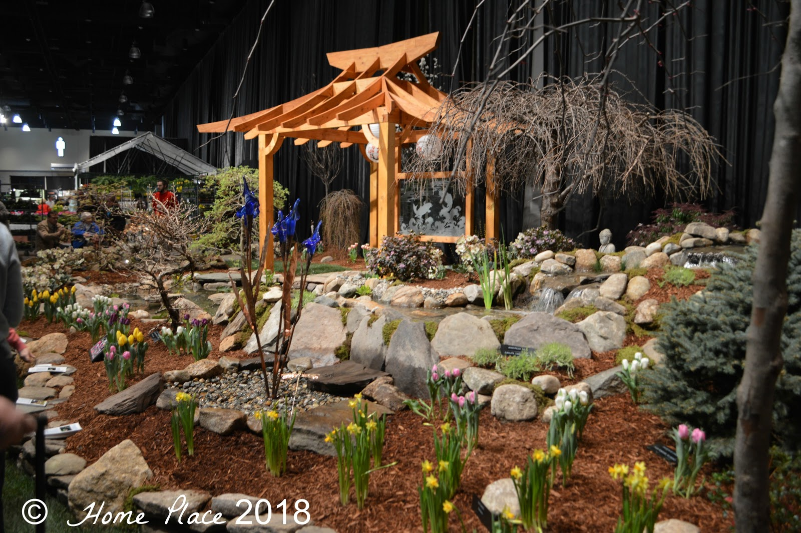 Home Place: 2018 Connecticut Flower and Garden Show - in Hartford CT