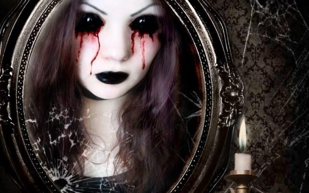 Hd Horror Mirror