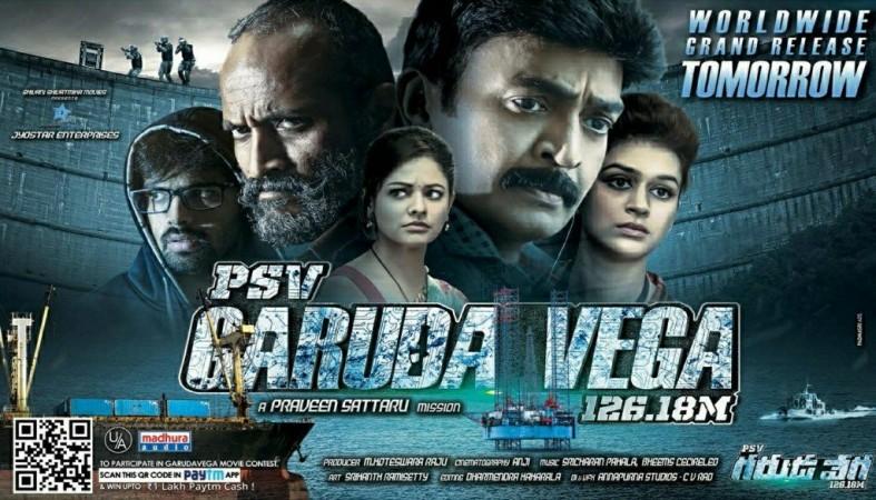 psv-garuda-vega-movie-review-rating-hit-or-flop-talk