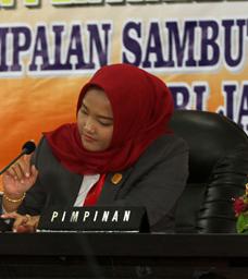 Posisi Ketua DPRD Kota Mojokerto, Melda Gantikan Purnomo