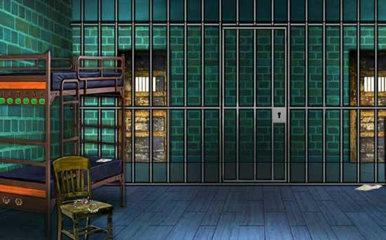 Prison Break II Juegos de escape Solución