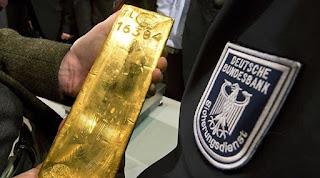 ΝΕΑ ΔΕΔΟΜΕΝΑ : Η Γερμανία πήρε πίσω άρον άρον χρυσό αξίας 31 δισ. δολαρίων από Νέα Υόρκη και Παρίσι