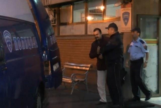 Pustec Mayor Temelko Arrested