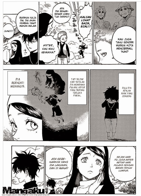 Black Clover Chapter 1 Indonesia