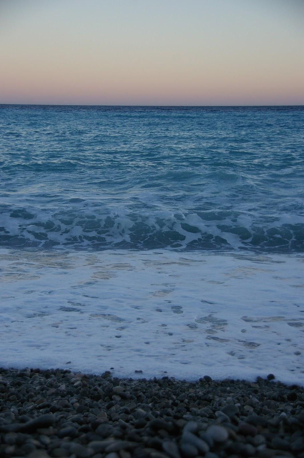 Francja Lazurowe Wybrzeże Nicea