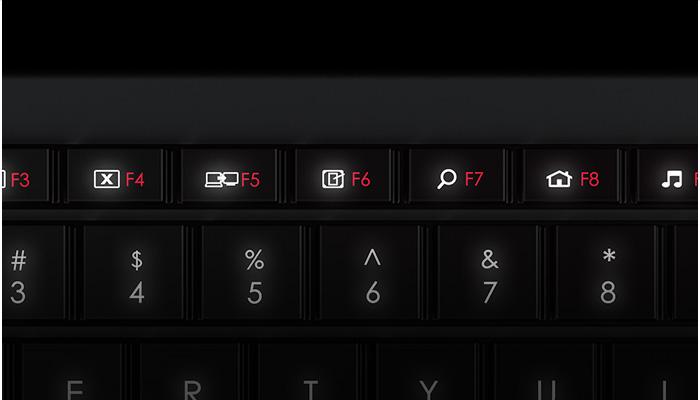 Random Scribbles: Logitech K830 HTPC keyboard