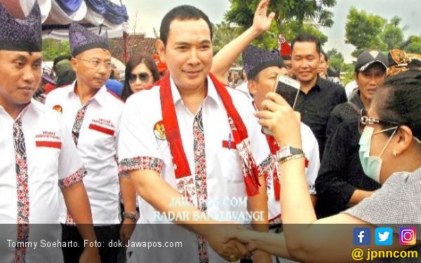 Jika Perkoalisian Bubar, Tommy Soeharto Maju jadi Capres