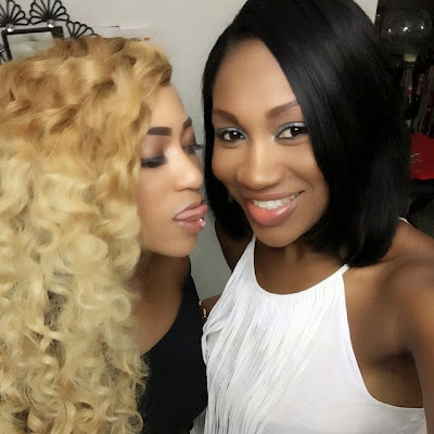 rukky sanda ebube nwagbo lesbians