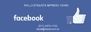 Etiquetas 100x150 Envios Buenos Aires Argentina
