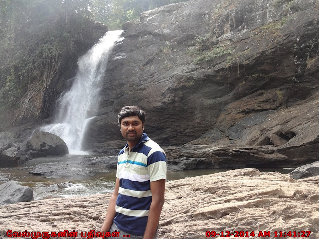 Sentinel Rock Waterfalls Kerala