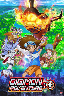 Digimon Adventure (2020) Episodio 25