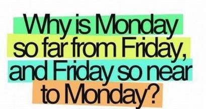 Beberapa Alasan Mengapa Orang Tidak Suka Hari Senin