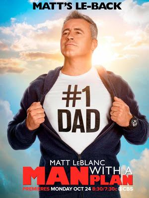 man with a plan, joey from friends, matt leblanc show, cbs comedy, sitcoms, new sitcoms, CBS hits