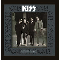 Kiss Dressed to Kill Album cover