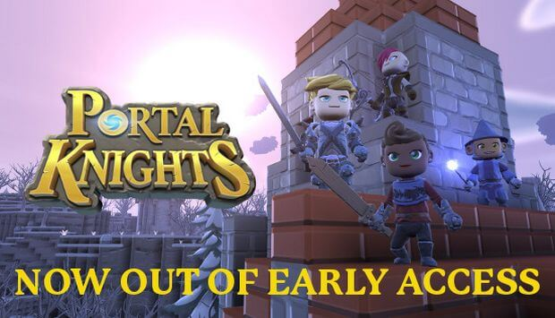 PORTAL KNIGHTS V1.2 INCL DLC TÉLÉCHARGEMENT GRATUIT