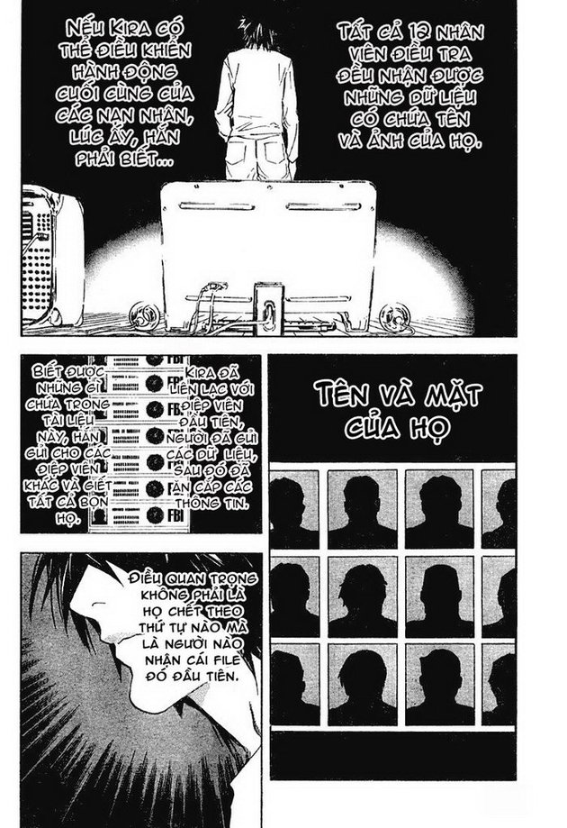 Death Note chapter 009 trang 3