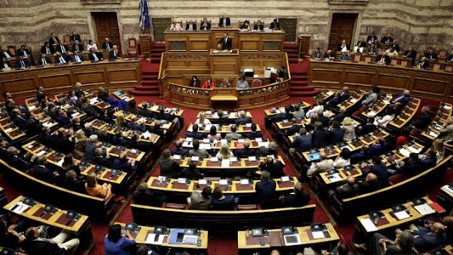 Απόψε η ψηφοφορία του νομοσχεδίου για τις «Δημόσιες υπαίθριες συναθροίσεις»