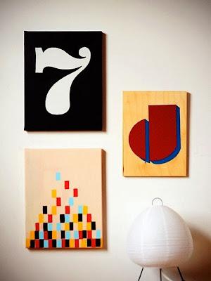 artes artisticos para pared