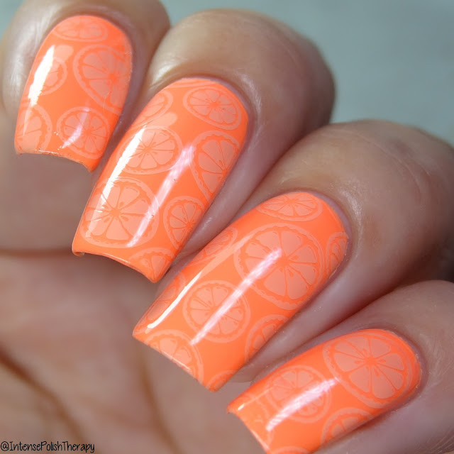 Top Shelf Lacquer - Grapefruit Smoothie