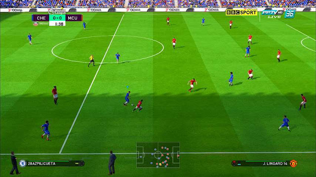 Pes 2017 Graphics Fix