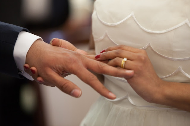 La saison des mariés commence! #ChurchandDwitgh