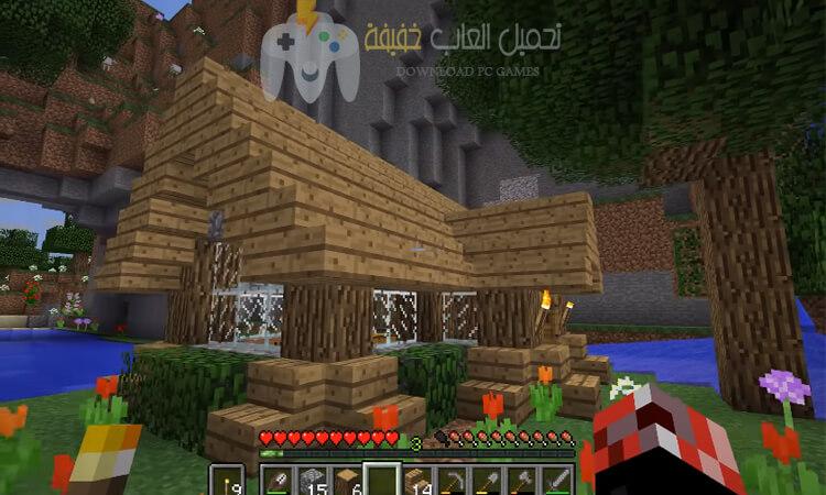 تحميل لعبة Minecraft للكمبيوتر اخر اصدار