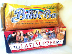 Bible Bar snack bar and The Last Supper Bar snack bar