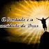 A bondade e a severidade de Deus