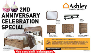 Ashley Furniture Homestore Promotion 2016