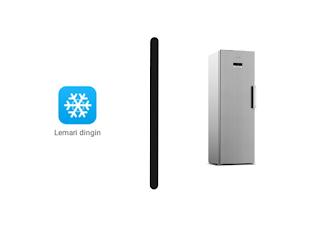 Apa Perbandingan Aplikasi Freezer (Lemari Dingin) Advan I5C Plus Dengan Kulkas? - Peletax