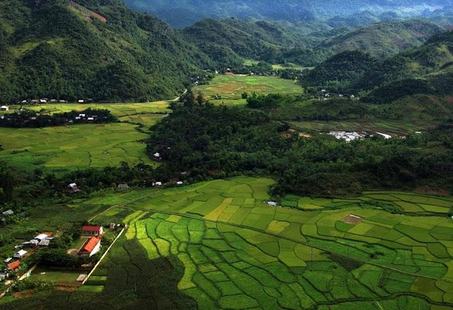 Amazing Mai Chau Valley