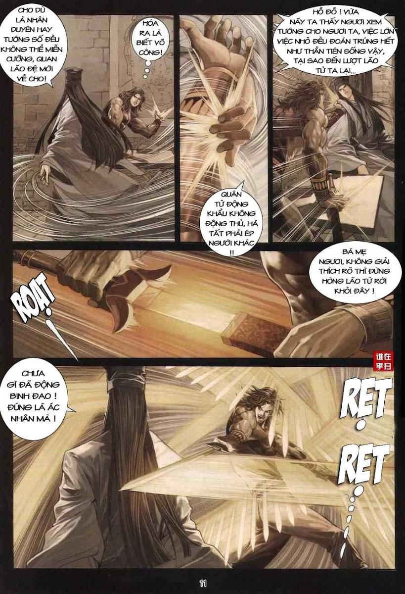 Ôn Thụy An Quần Hiệp Truyện chap 20 trang 10