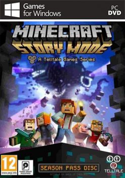 Download Minecraft Story Mode Ep. 1 a 6 (PC) PT-BR