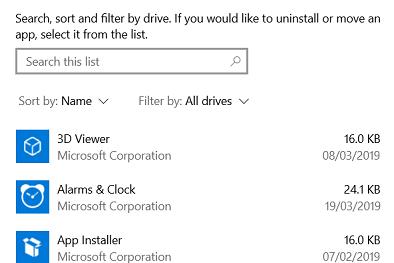 Cara Uninstall Program pada Windows 10 dengan Cepat