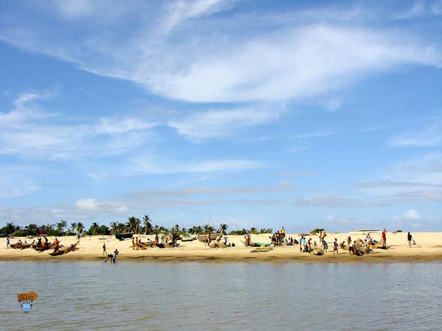 Madagascar: Isla Betania en Morondava