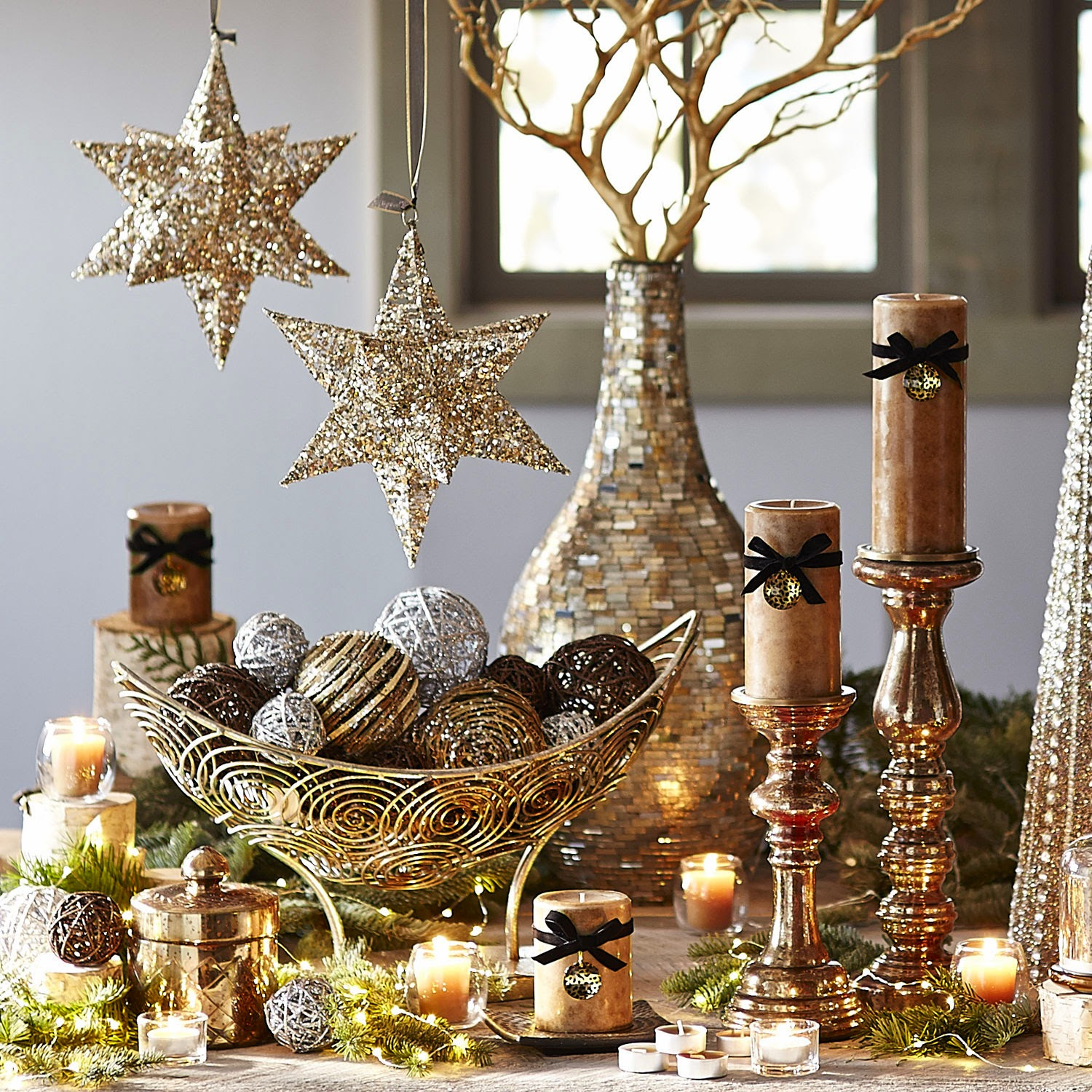 Pier One Decorating Ideas: Pier 1 Christmas Decorations 2017