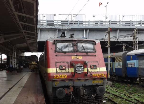 train between mumbai and chennai