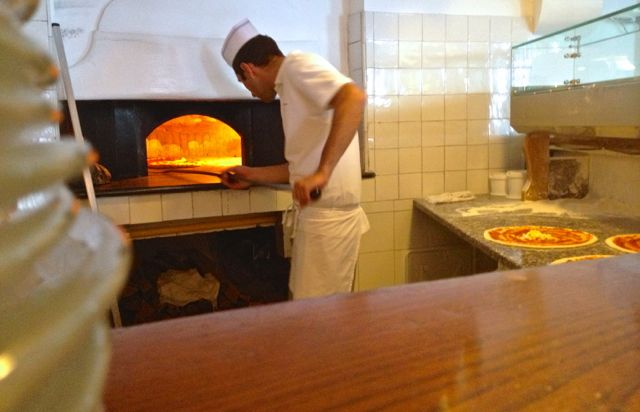 Best Pizza in Positano