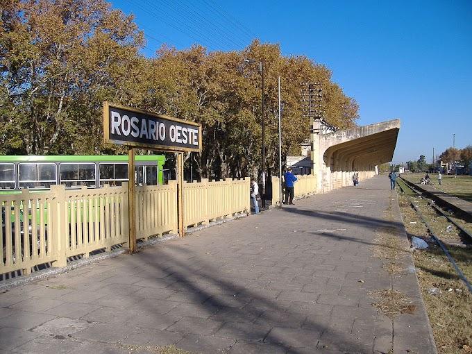 Piden reactivar el servicio ferroviario entre Rosario y Dean Funes