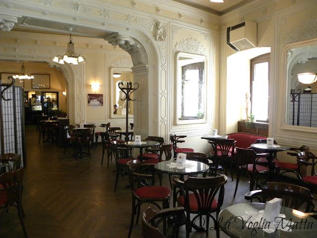caffè Tommaseo a Trieste