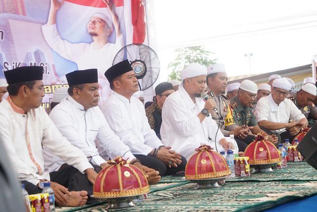 Kehadiran KH Arifin Ilham di Bone, Pertemuan Ketiga Pj Bupati Bone