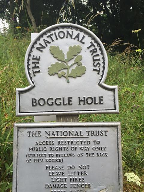 Boggle Hole