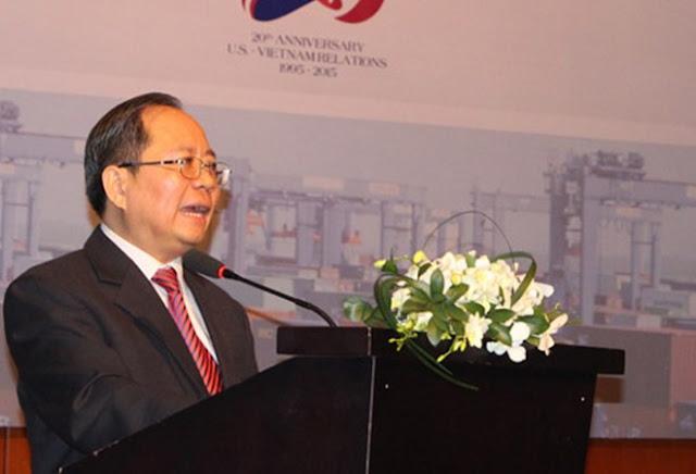 www.goldenmark.org - Thứ trưởng Đỗ Hoàng Anh Tuấn phát biểu tại hội nghị.