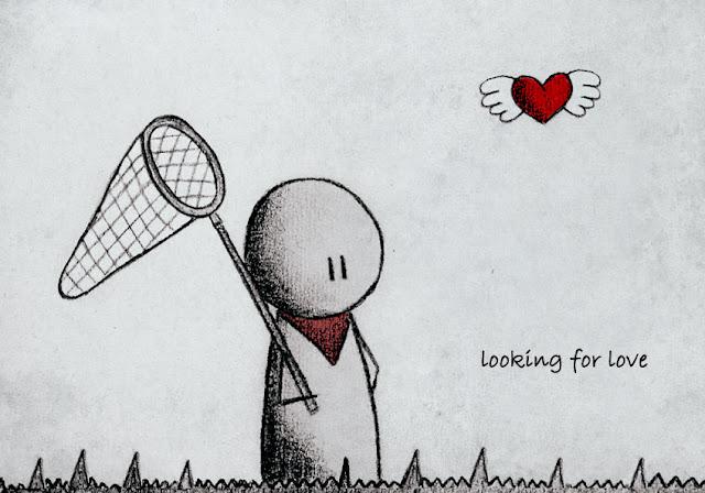 Un mesaj pentru cei ce se afla in cautarea dragostei...