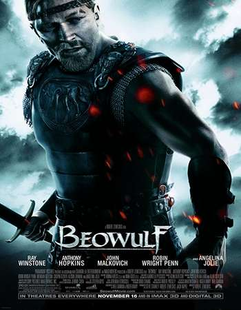 Beowulf 2007 550MB BluRay Hindi Dual Audio 720p HEVC x265