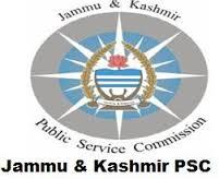 Jammu & Kashmir Public Service Commission (JKPSC) Recruitment 2017