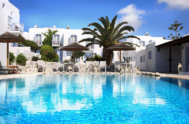 Aeolos Mykonos Hotel, Mykonos