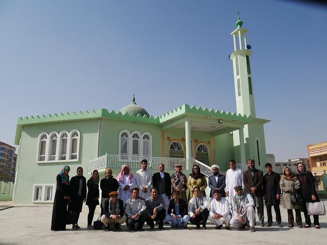 Pemerintah Hibahkan Rp 16 Miliar Untuk Pembangunan Indonesia Islamic Centre di Afghanistan