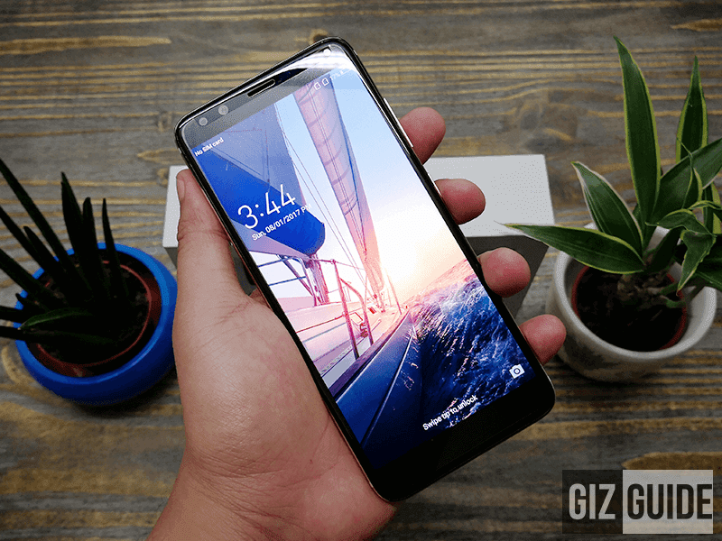 Cherry Mobile Flare S6 Plus Review - Quad Cameras in Style